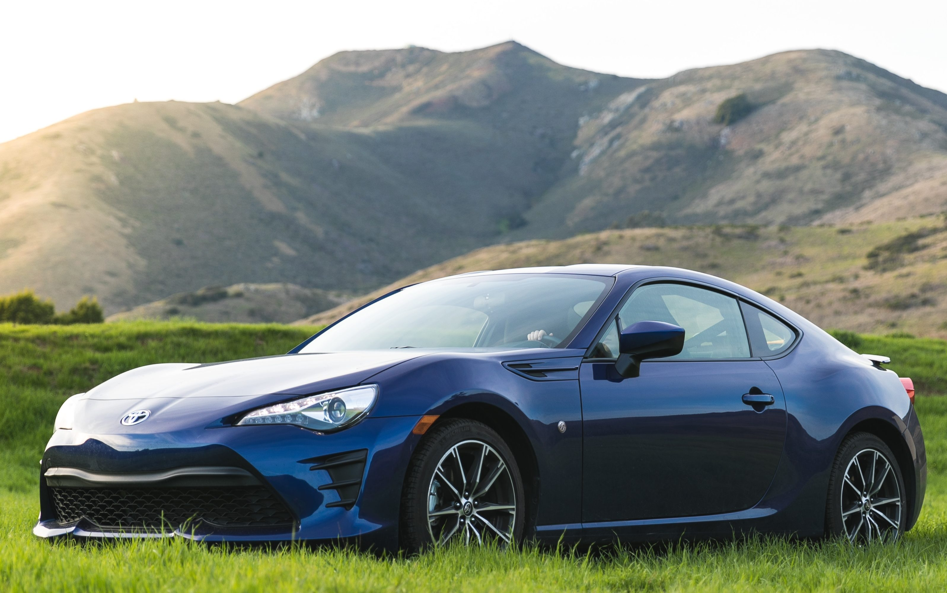 wasserstoffbetriebener Mirai von Toyota