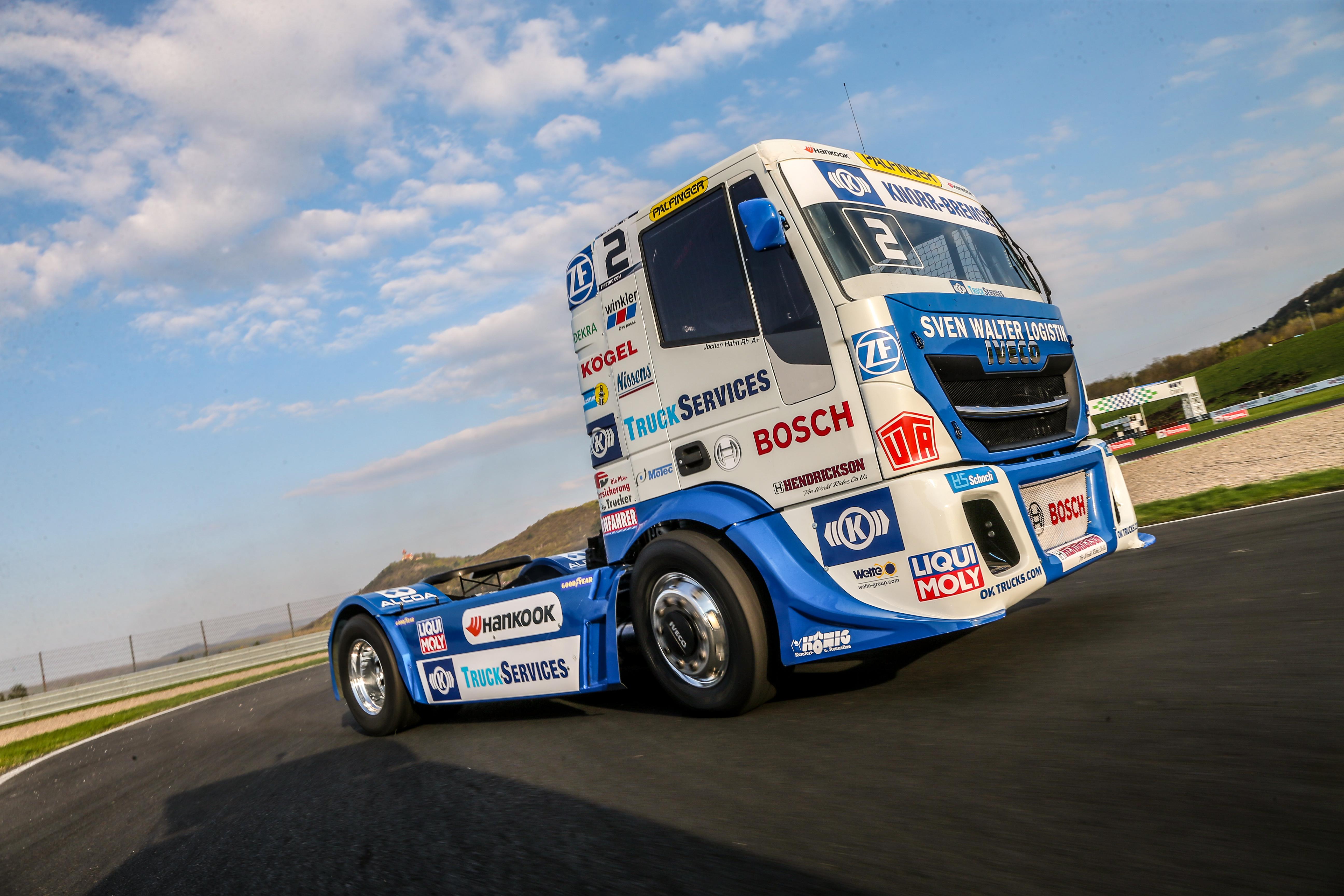 Der IVECO Racing-Truck